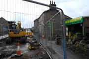Kendal business owners says his enterprise has been 'crucified' by roadworks